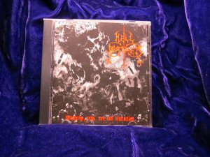 hellbutcher blasphemy metal war and destruction