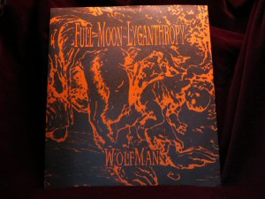 VA - Conjuration (and) Full Moon Lycanthropy - Wolfman(and)Vorvolaka Split 7 in Vinyl EP - Click Image to Close