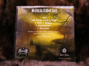 Birkabein – Malevolence and Glory CD - Click Image to Close