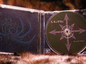 The Woods Of Solitude – On the Threshold of Chaos (На пороге хаоса) CD - Click Image to Close