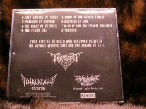 Thorgerd - Cold Empire of Souls CD - Click Image to Close