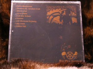 Hellgoat - Infernal Zeal CD - Click Image to Close