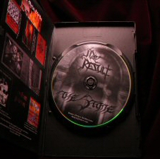 "MAY RESULT / THE STONE ""Live Curse From the East"" Split PRO DVD - Click Image to Close"