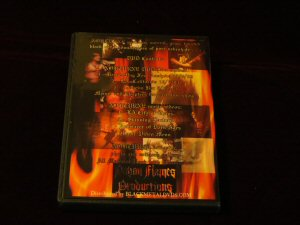 Pagan Flames Productions 9 DVD Combo - PLUS BONUS DVD - Click Image to Close